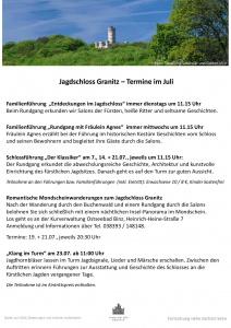 Jagdschloss Granitz Juli 2016 Seite 1