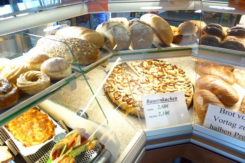 Counter bakery Horn Prora