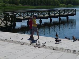 Schmachter See Binz