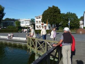 Schmachter See: Park der Sinne