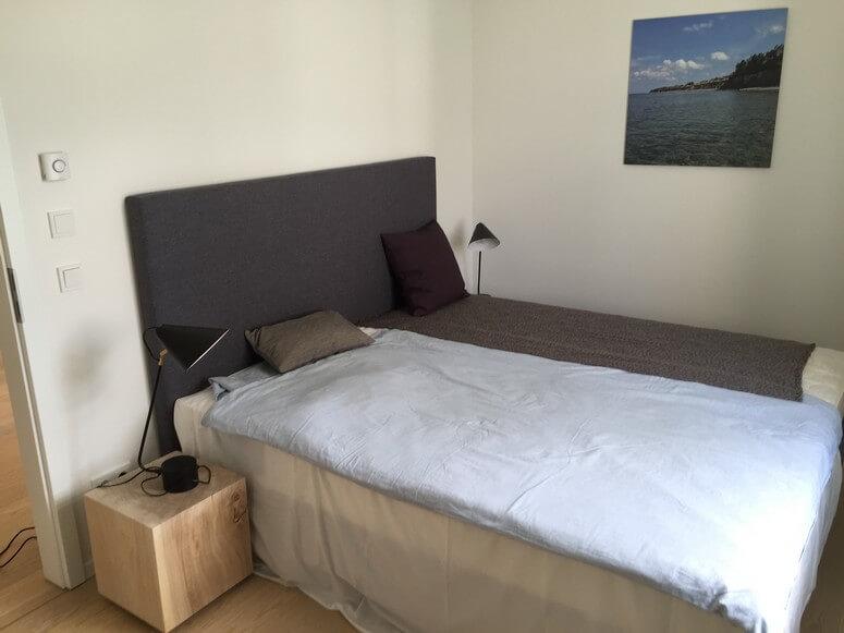 Schlafzimmer Wohnung 1