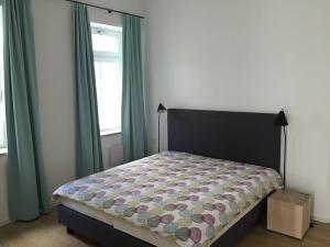 Schlafzimmer der Wohnung 03
