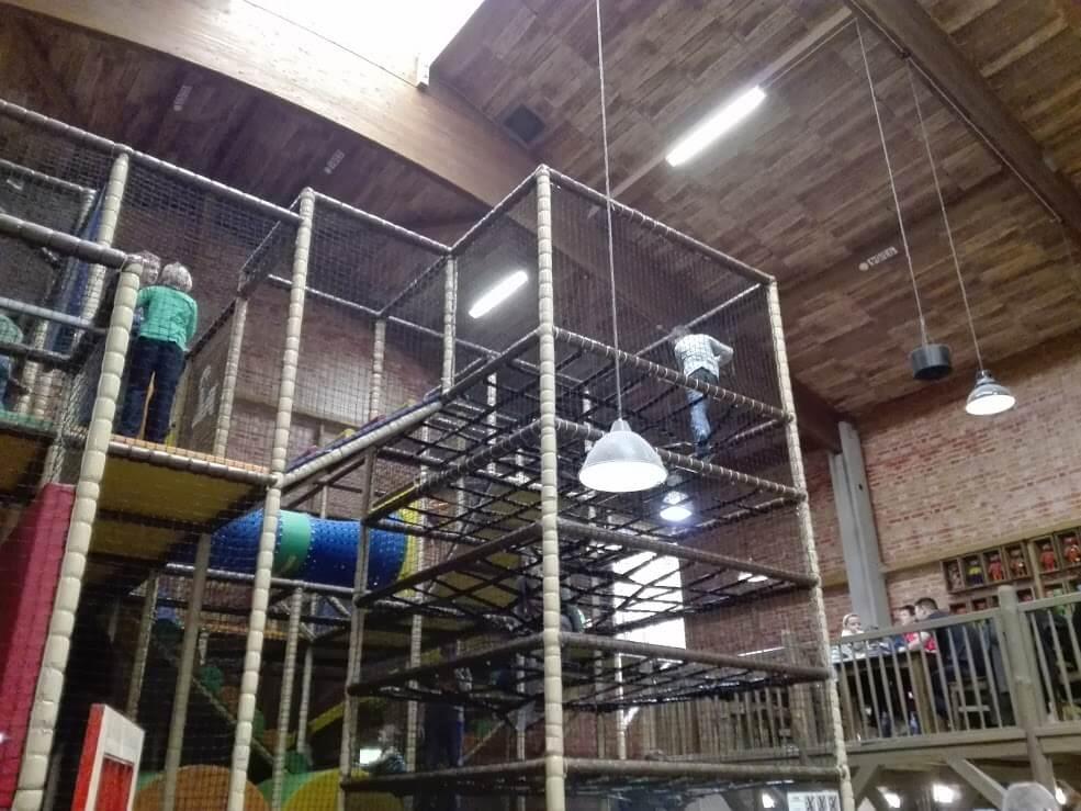 Indoorspielplatz Karls in Zirkow