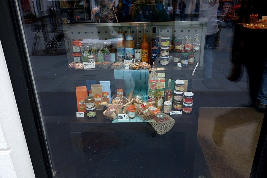 The showcase of the Sea buckthorn's