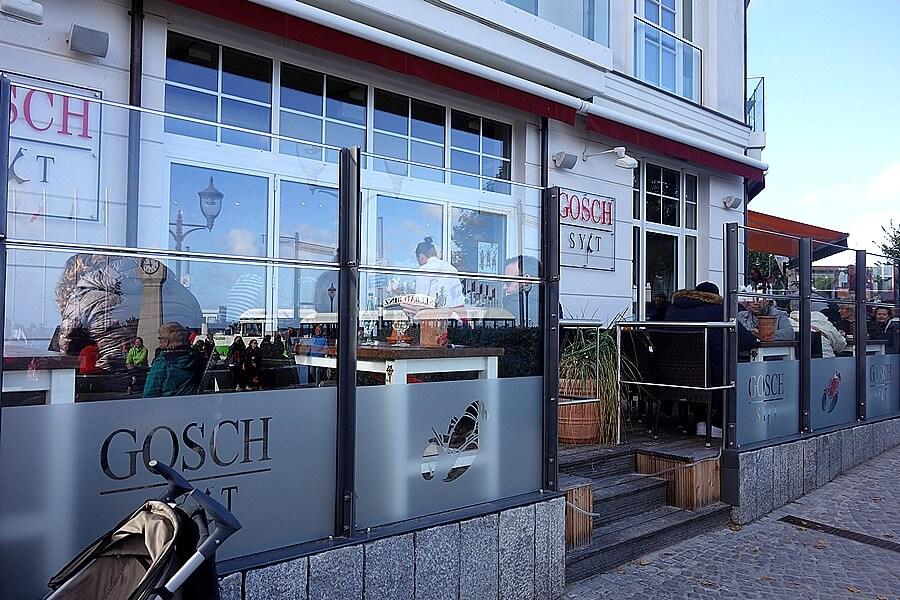Fisch-Restaurant Gosch in Binz