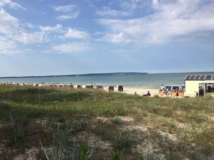 Strandkorbverleih in Binz