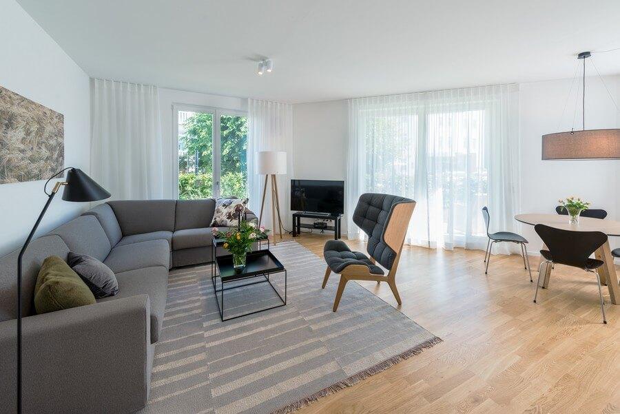 Living room apartment 13