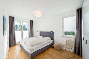 Schlafzimmer 1 Wohnung 13