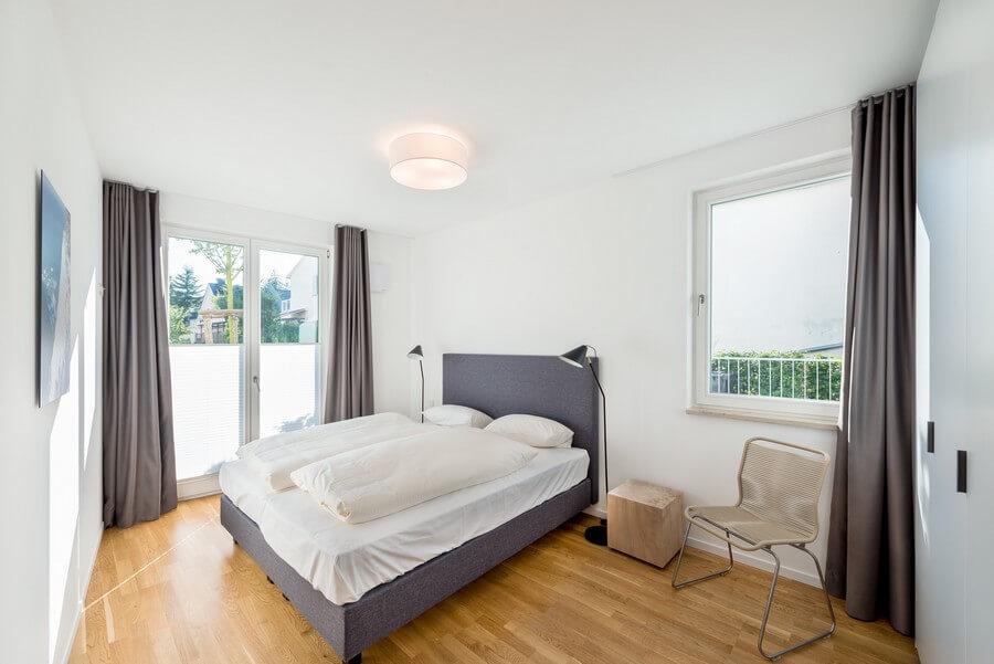 Bedroom 1 Apartment 13