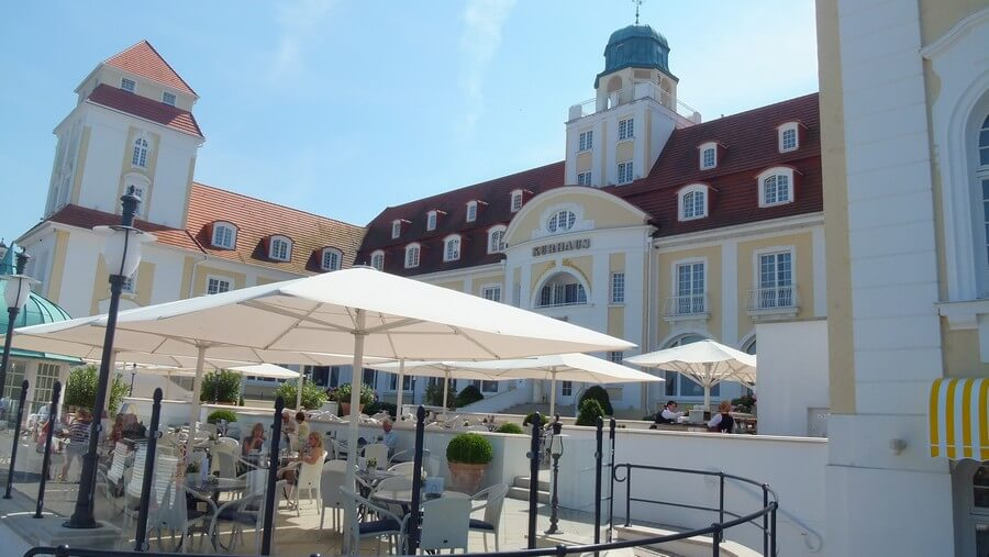 Kurhaus Binz (Hotel)