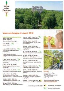 Naturerbezentrum Prora April 2018