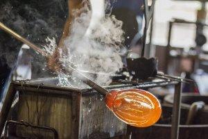 Die Kunst des Glasblasens