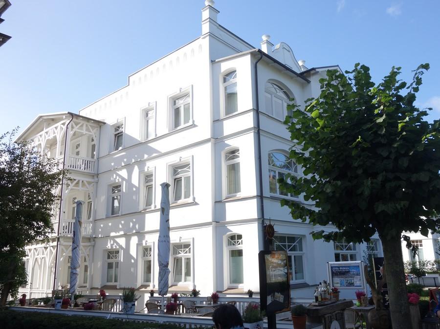 Zahlreiche Restaurants in Binz