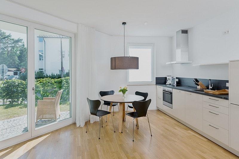 Küche Wohnung 13