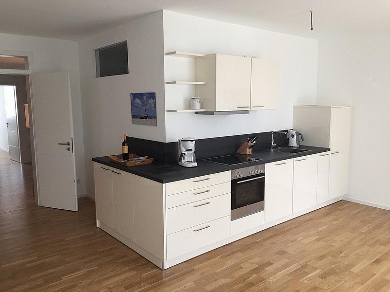 Offene Küche Wohnung 11