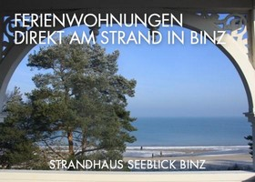 Strandhaus Seeblick Binz Ferienwohnung