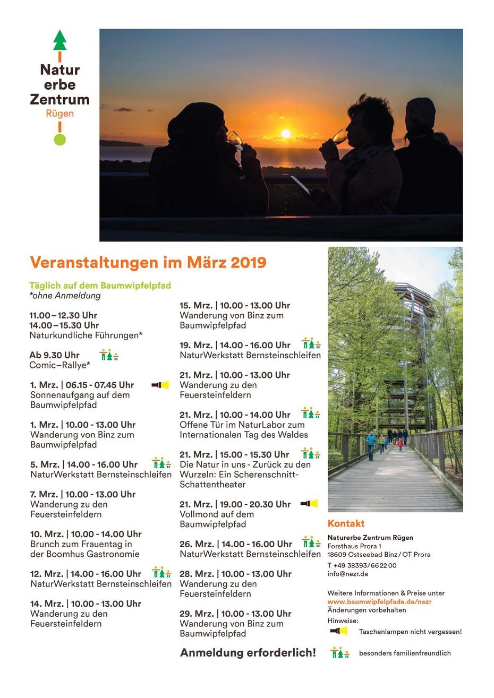 Natural Heritage Centre Prora March 2019