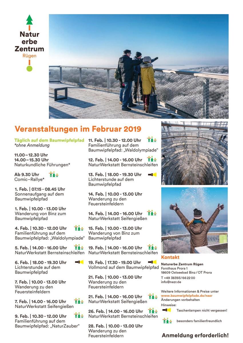 Natural Heritage Centre Prora February 2019