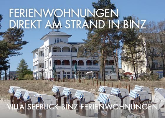 Villa of Seeblick binz discount
