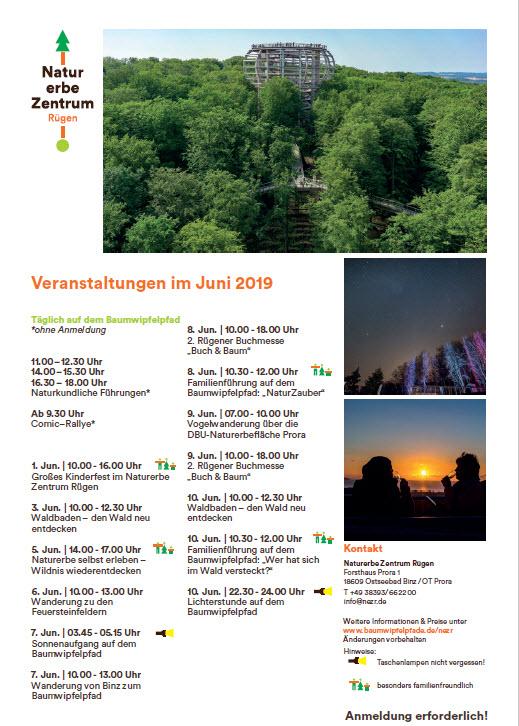 Treetop path Prora events-June 2019