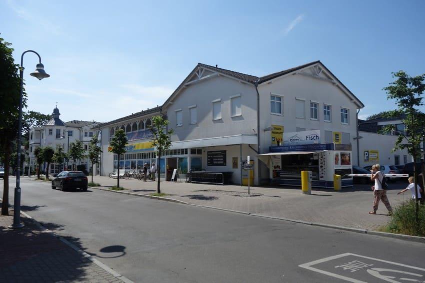 Edeka Dünenstraße Binz