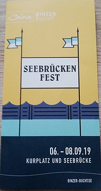 Sea Bridge Festival 2019 Binz