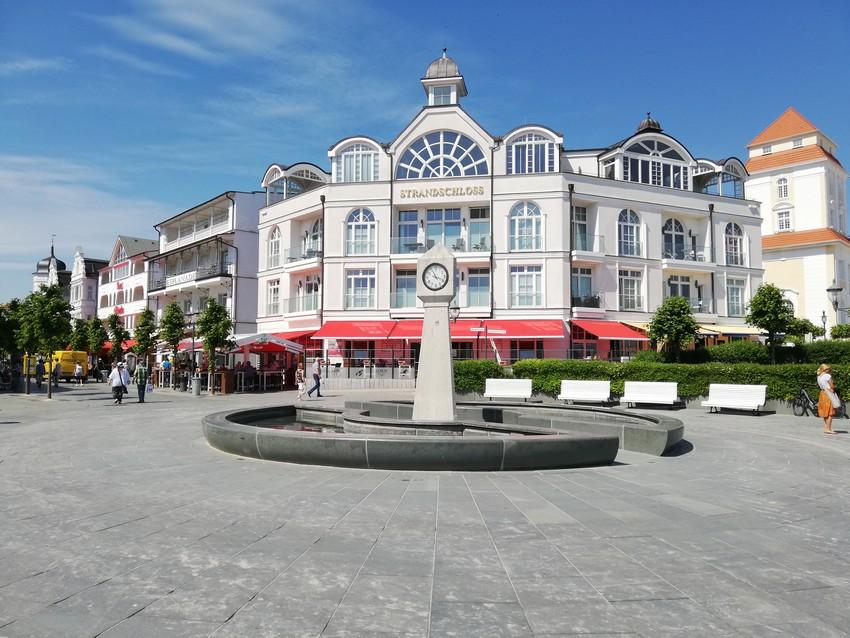 Seebrückenvorplatz Binz WLAN
