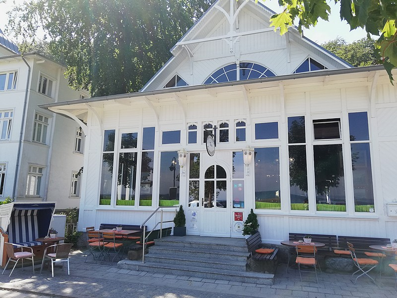 the beach hall in binz
