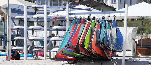 surf equipment rental