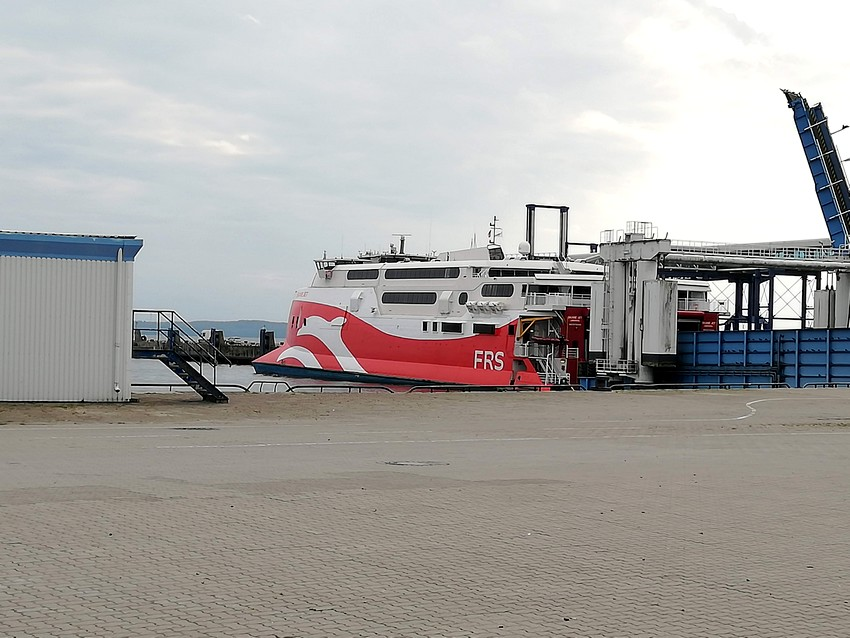 Skane Jet Ferry