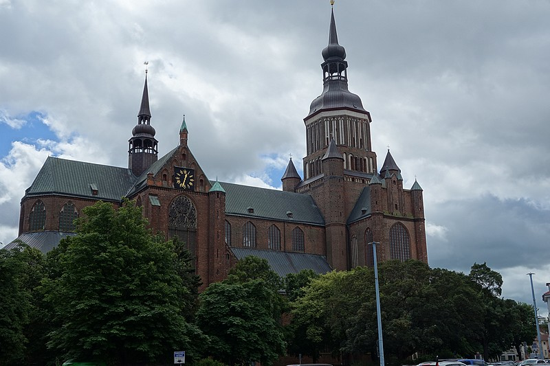 St. Mary's Church Stralsund