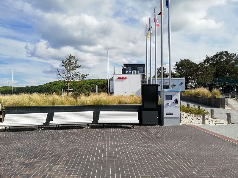 Besucherinformation Seebrücke