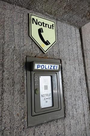 police emergency call
