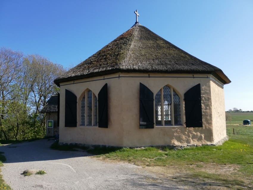 uferkapelle kap arkona